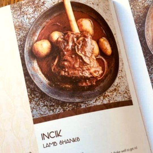 INCIK – Lamb Shanks by Tayfun Aras, Anatoli