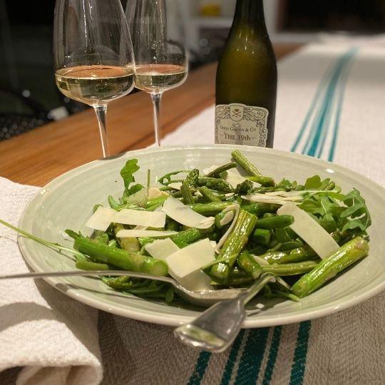 Asparagus Salad – Ilze van der Merwe, The Foodfox